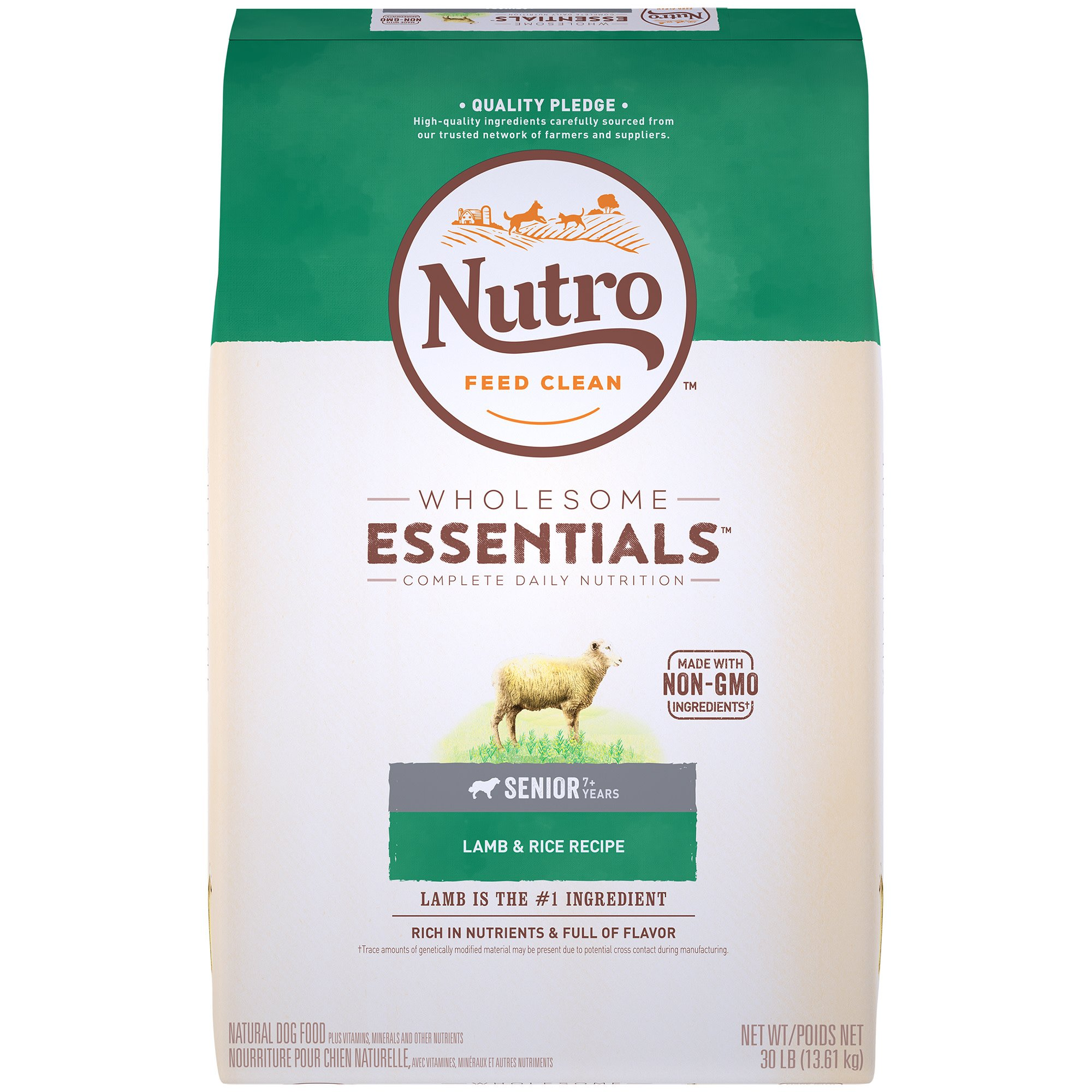 Natural Senior Dog Food