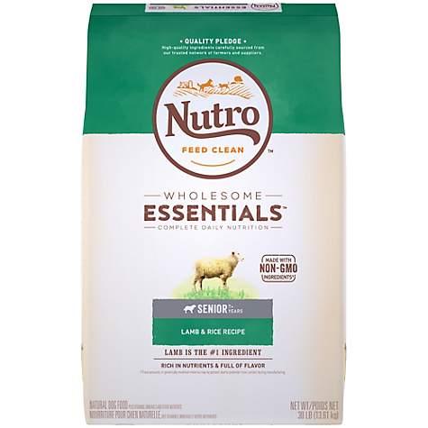 Petco Nutro Dog Food