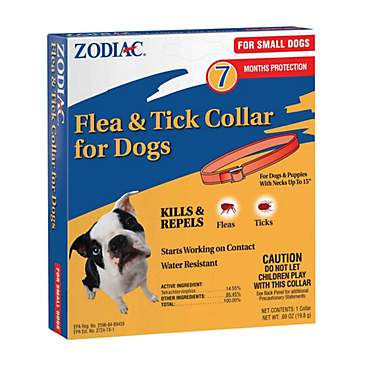 Zodiac Flea & Tick Dog Collar