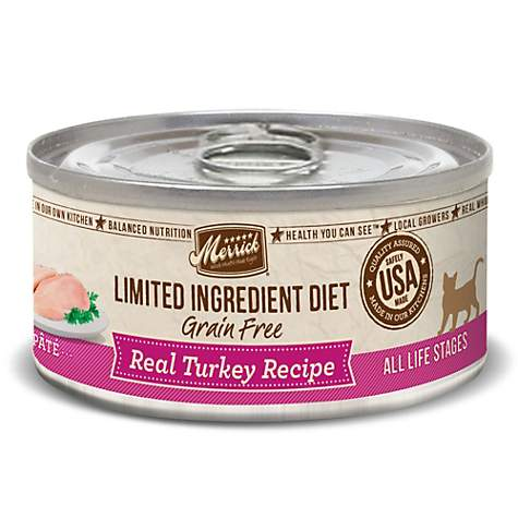 Limited Ingredient Rabbit Canned Cat Food