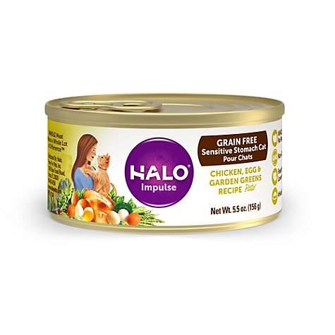 Halo impulse grain free chicken egg garden greens canned cat food halo impulse grain free chicken egg garden greens canned cat food forumfinder Image collections