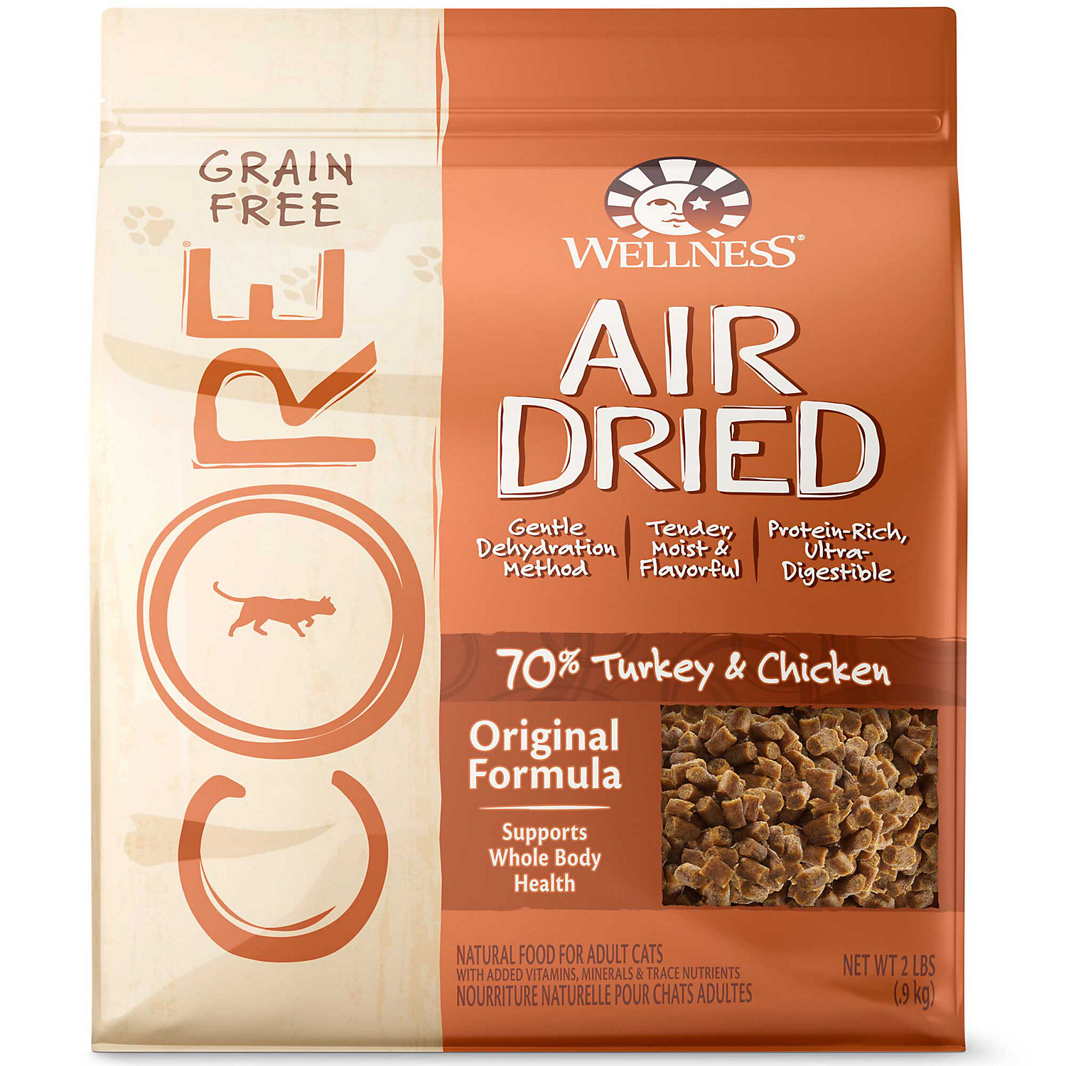 076344885160 Upc Wellness Core Air Dried Turkey