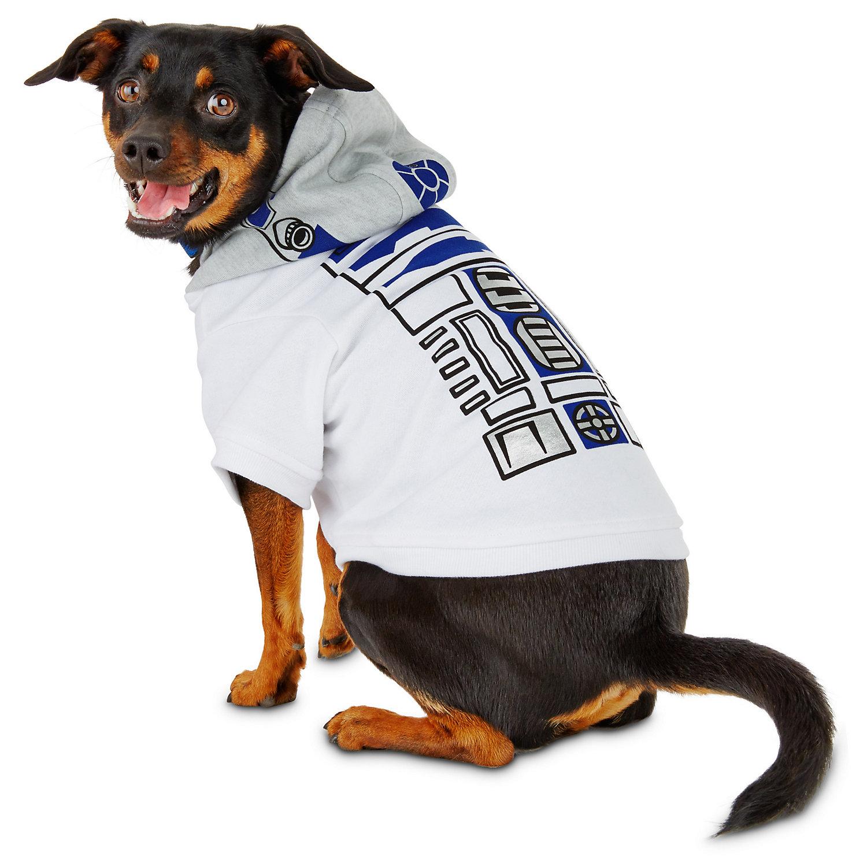 STAR WARS R2-D2 Dog Hoodie