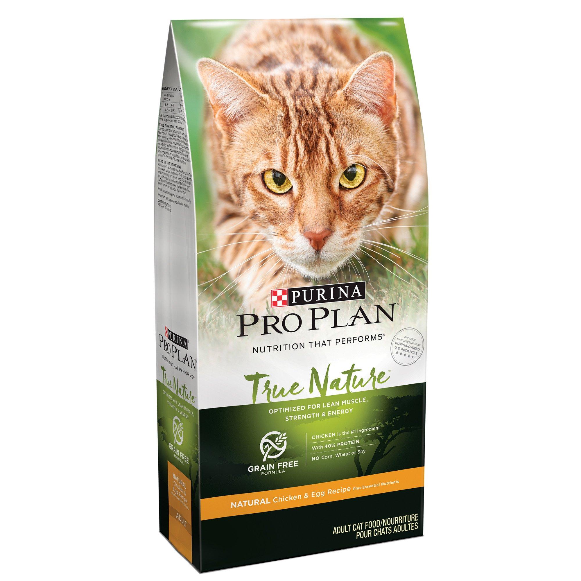 Pro plan true nature grain free chicken egg adult cat food petco forumfinder Choice Image