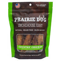 Prairie Dog Smokehouse Jerky Country Chicken Dog Treats