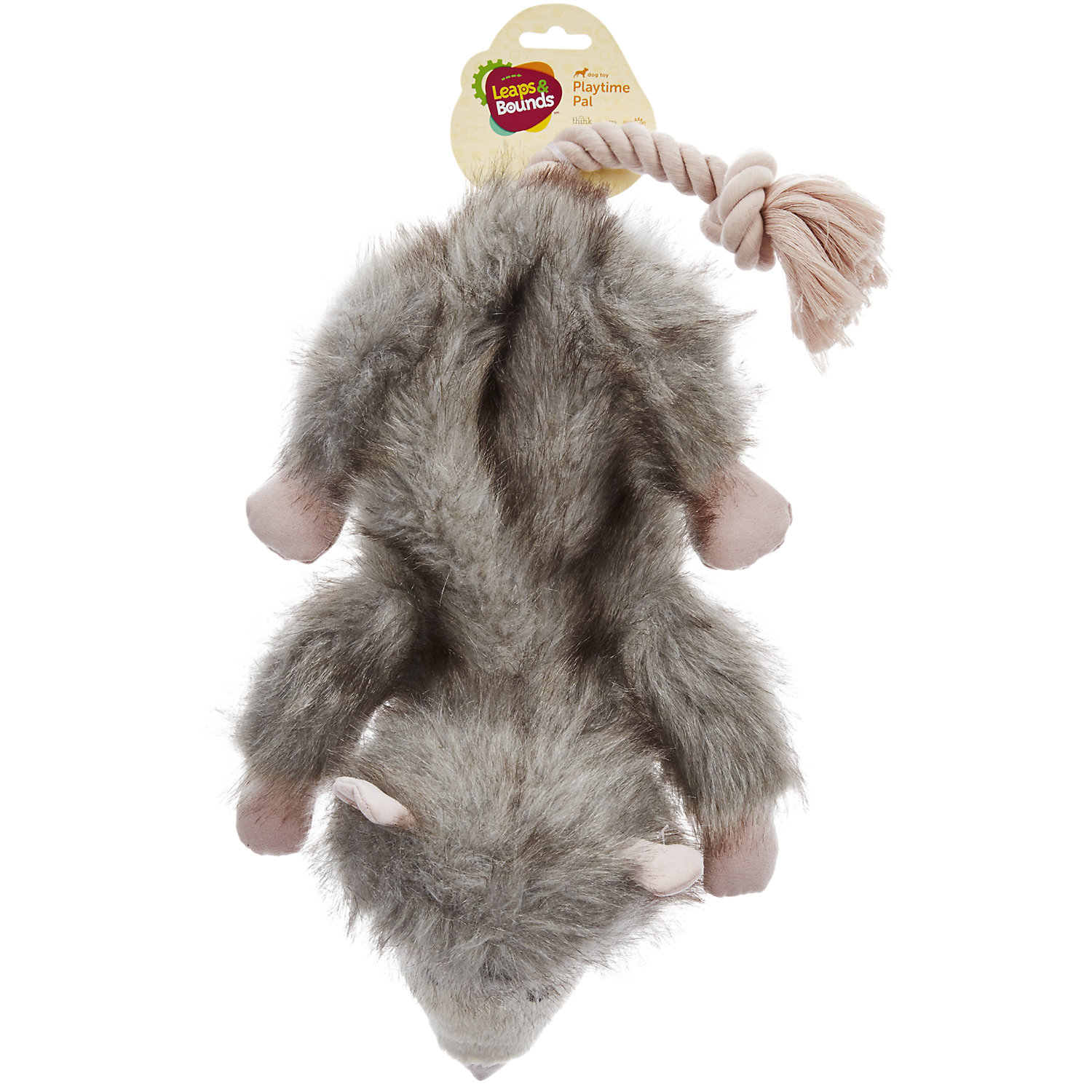 Leaps & Bounds Large Wildlife Opossum Toy