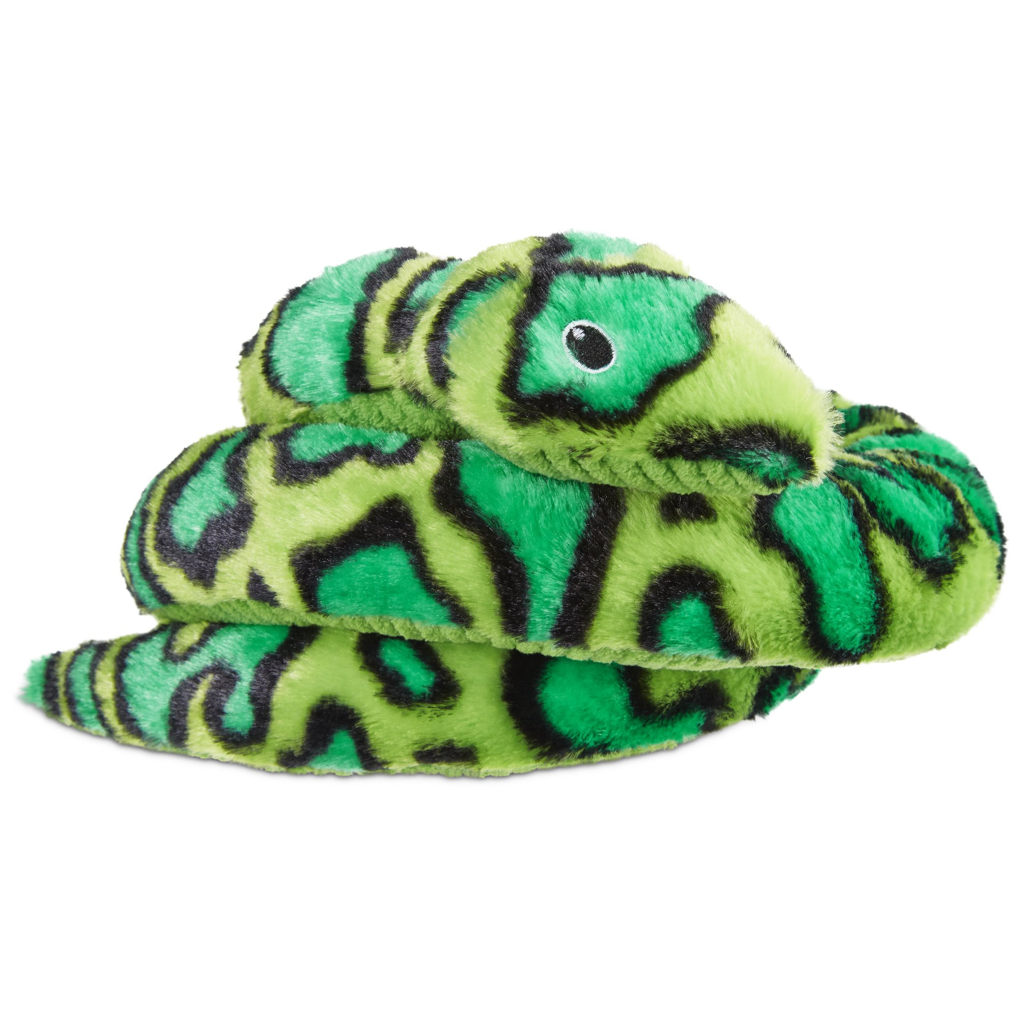 Track Cat Toy Green