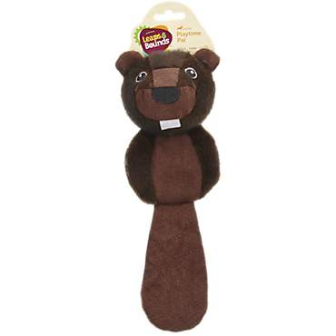 Leaps &  Bounds Small Wildlife Flattie Toy