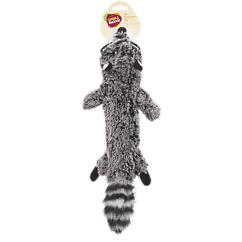 Leaps &  Bounds Small Wildlife Unstuffed Raccoon Toy