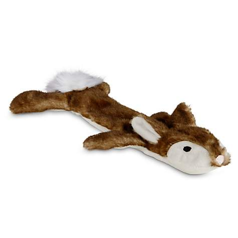 Leaps & Bounds Unstuffed Rabbit Dog Toy