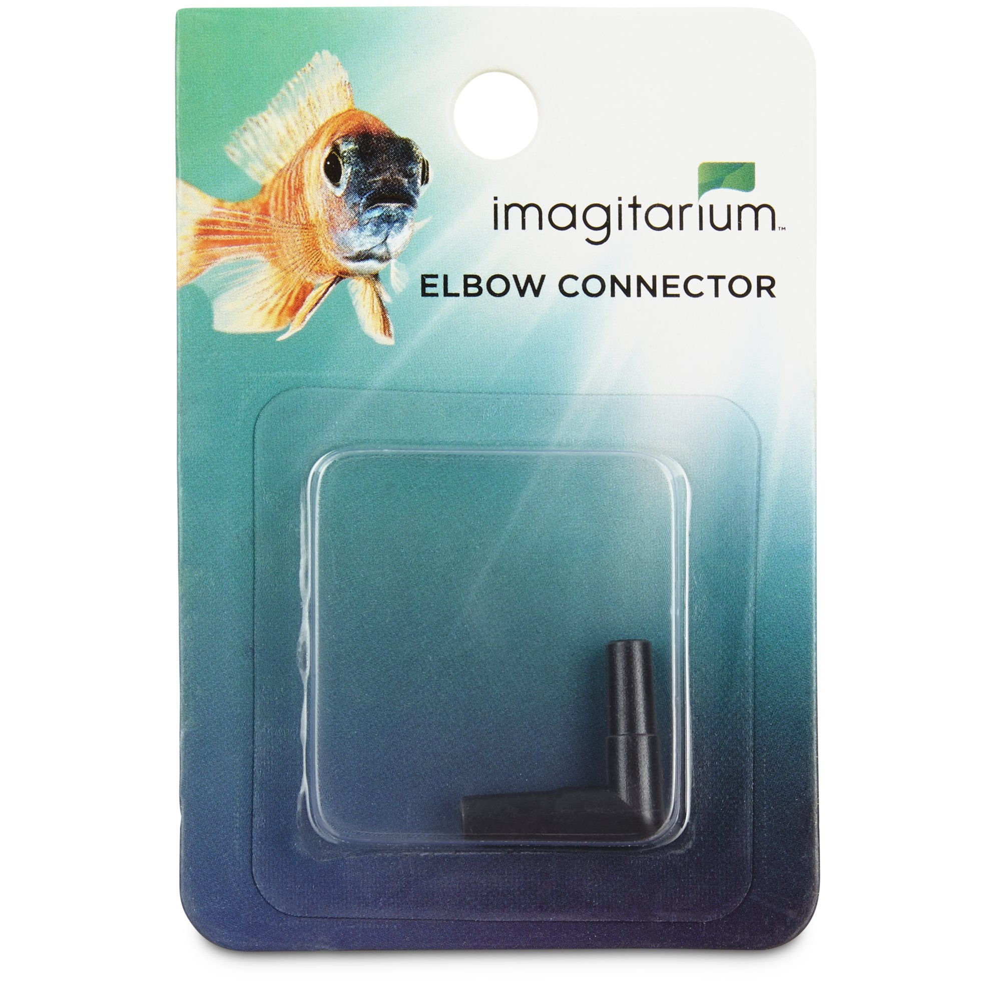 Freshwater fish tank upkeep - Imagitarium Elbow Connector For Airline Tubing
