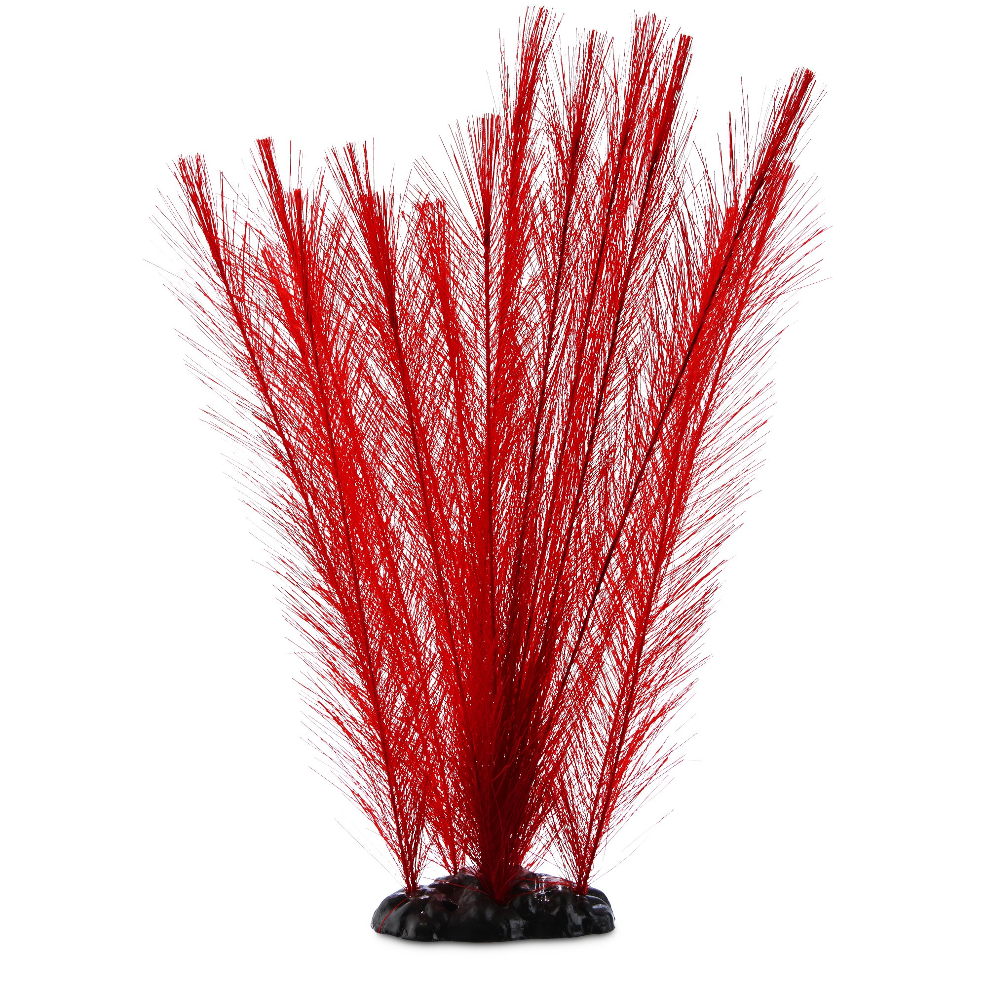 Imagitarium potted feather plant aquatic decor petco for Aquatic decoration