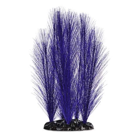 Imagitarium Purple Feather Plant Aquatic Decor