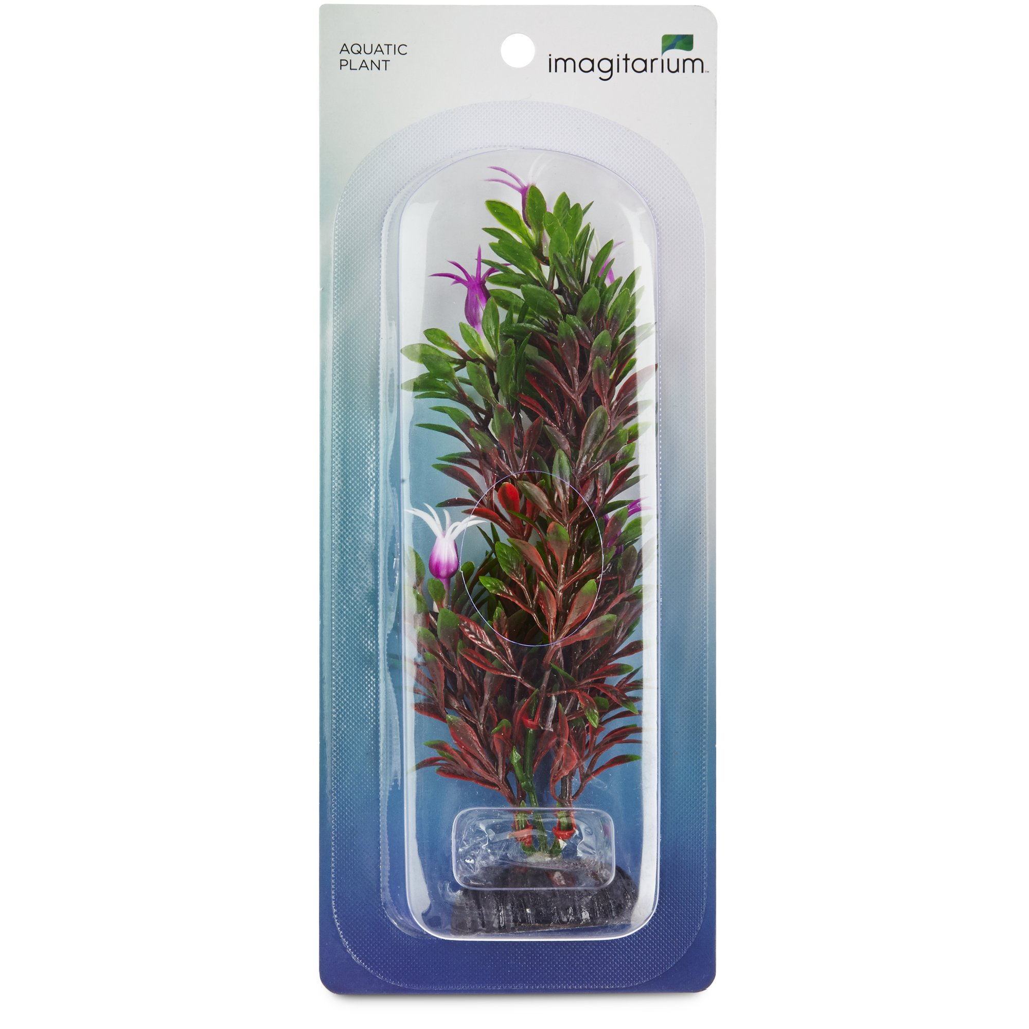 Imagitarium pearl plant aquatic decor petco for Aquatic decoration