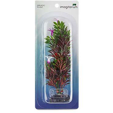 Imagitarium Pearl Plant Aquatic Decor