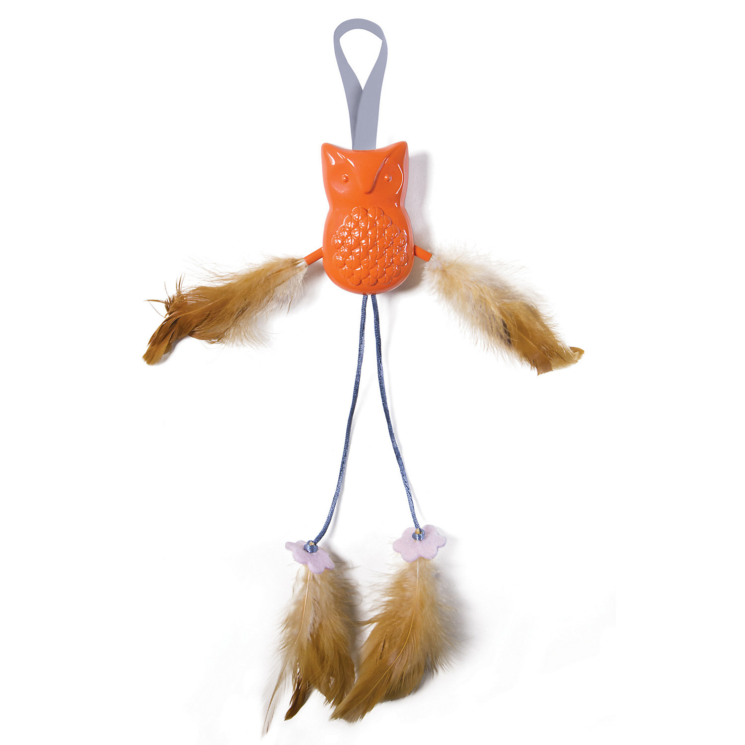 Petlinks System Door Dangler Flutter Flapper Owl Cat Toy