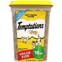 Whiskas Temptations Chicken Cat Treats, 16 oz.