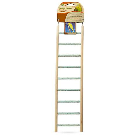 Penn Plax Cement Bird Ladder