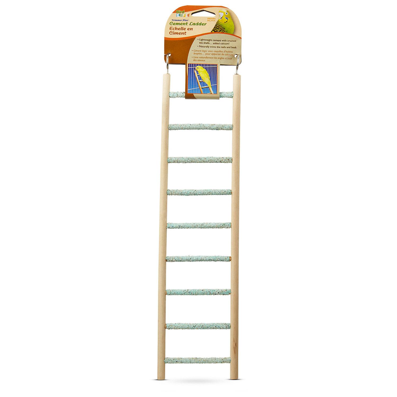 Penn Plax Cement Bird Ladder 15 H