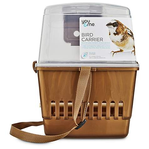 You & Me Bird Carrier