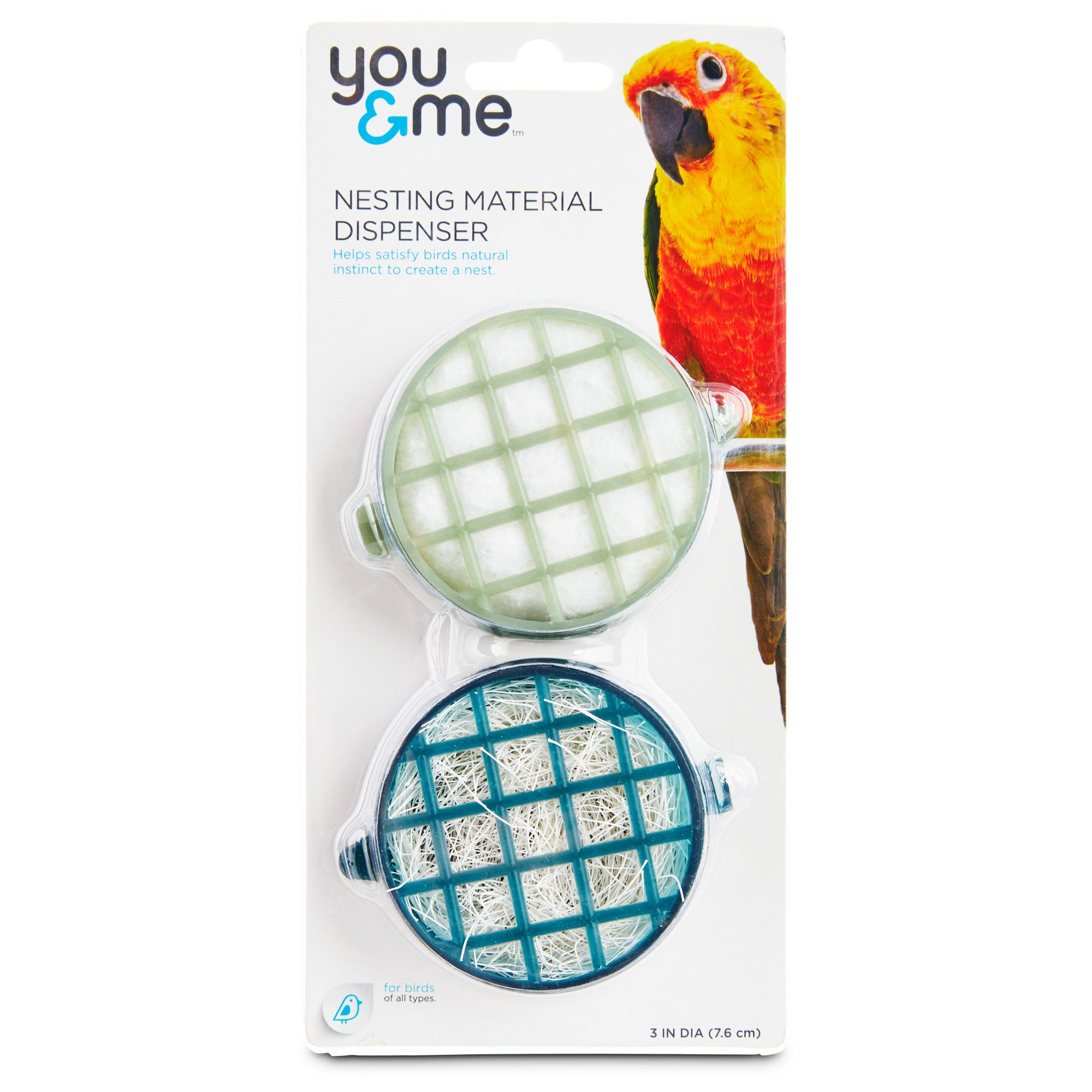 You & Me Nesting Hair Dispensers | Petco | Tuggl