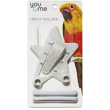 You & Me Small Cuttlebone/Millet Holder