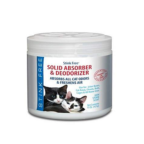 Stink Free Cat Solid Absorber & Deodorizer
