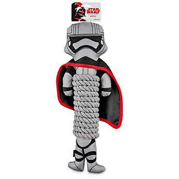 STAR WARS Captain Phasma Rope Wrap Dog Toy
