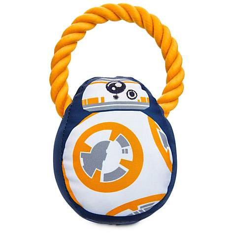 STAR WARS BB-8 Droid Dog Tug Toy