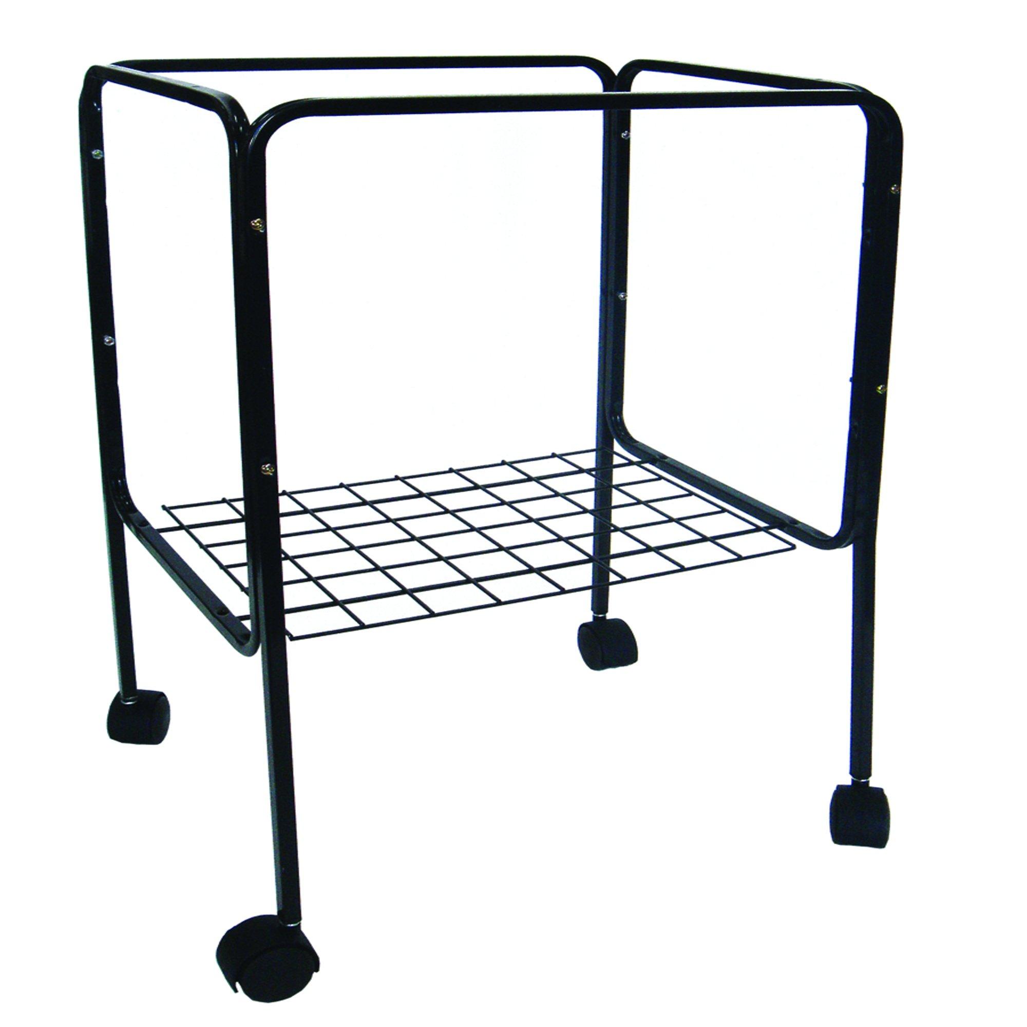 Yml Black Bird Cage Stand Petco
