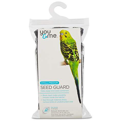 You & Me Bird Seed Guard