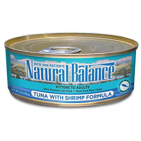 Natural Balance Ultra Premium Canned Cat Food