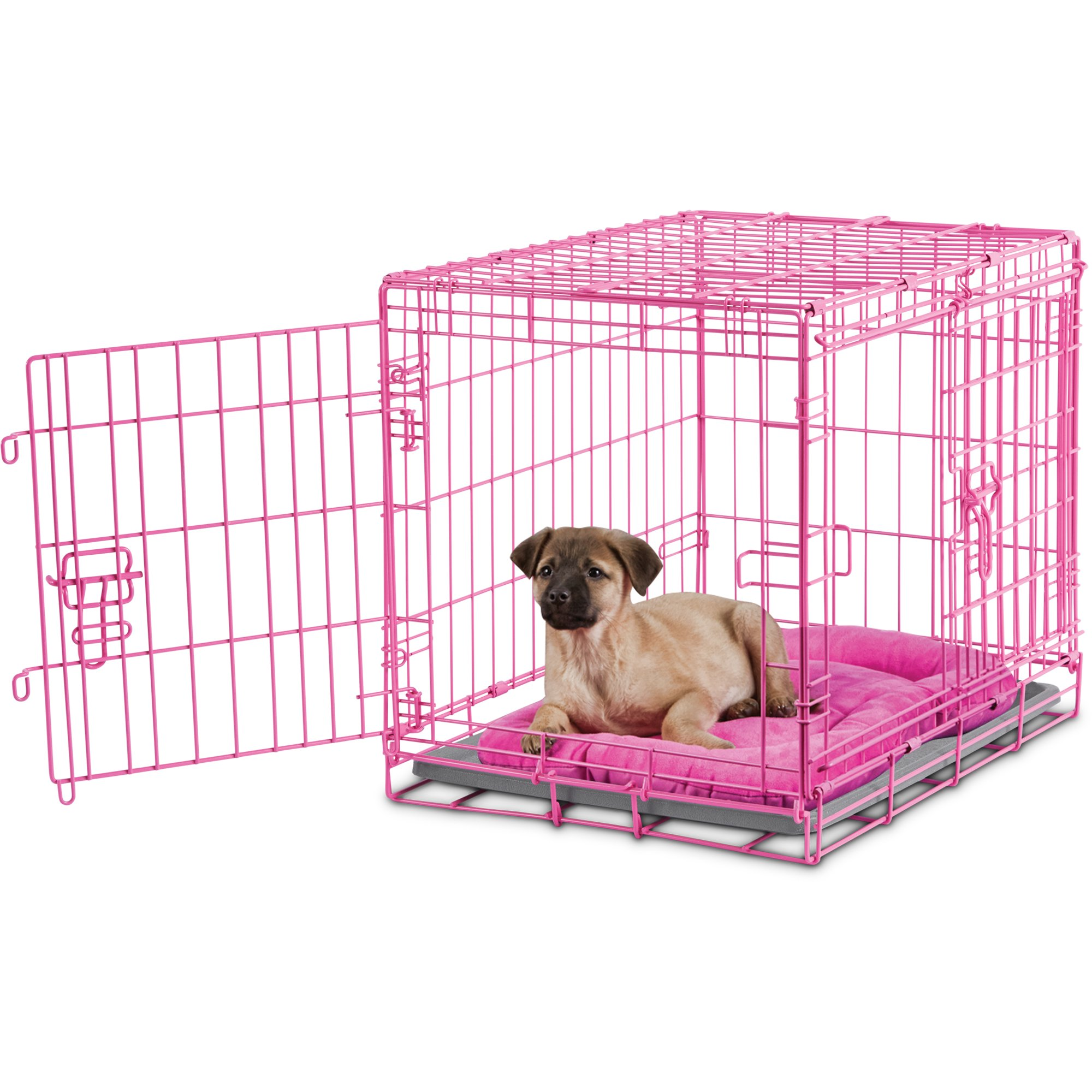 Training Crate and Mat