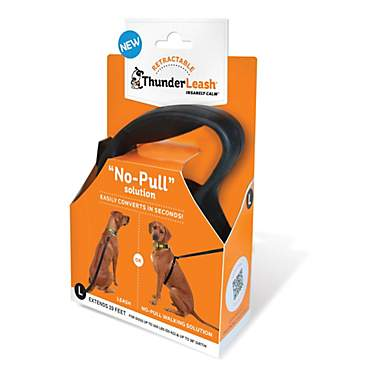 ThunderLeash Retractable No Pull Solution Dog Leash