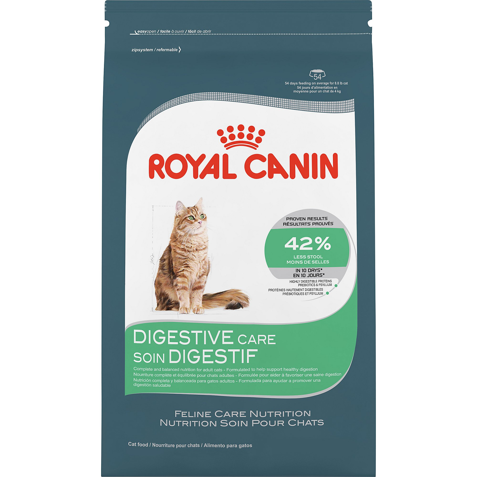 royal canin feline care nutrition digestive care adult dry. Black Bedroom Furniture Sets. Home Design Ideas