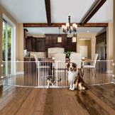 carlson 2in1 super pet gate and pet yard