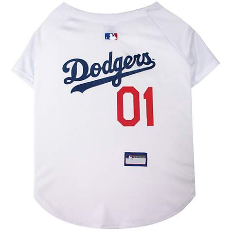 d450929fd97 Pets First Los Angeles Dodgers Jersey