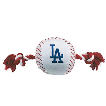 Pets First MLB Los Angeles Dodgers Baseball Toy