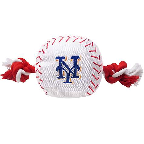 Pets First MLB New York Mets Baseball Toy