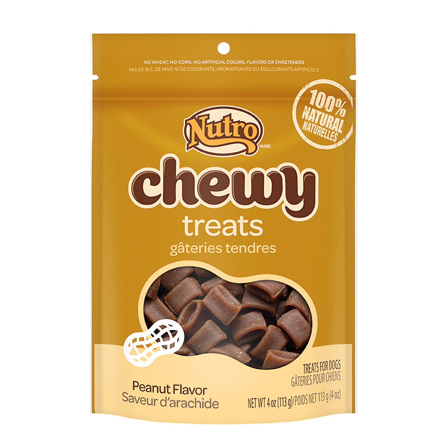 Nutro Dog Treats Petco