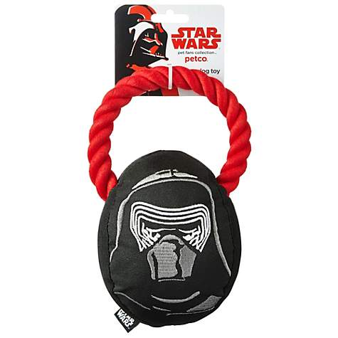 STAR WARS Kylo Ren Dog Tug Toy