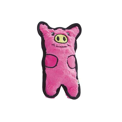 Outward Hound Invincible Mini Pig Dog Toy, Small