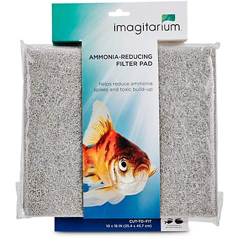Imagitarium Ammonia Filter Media, 10