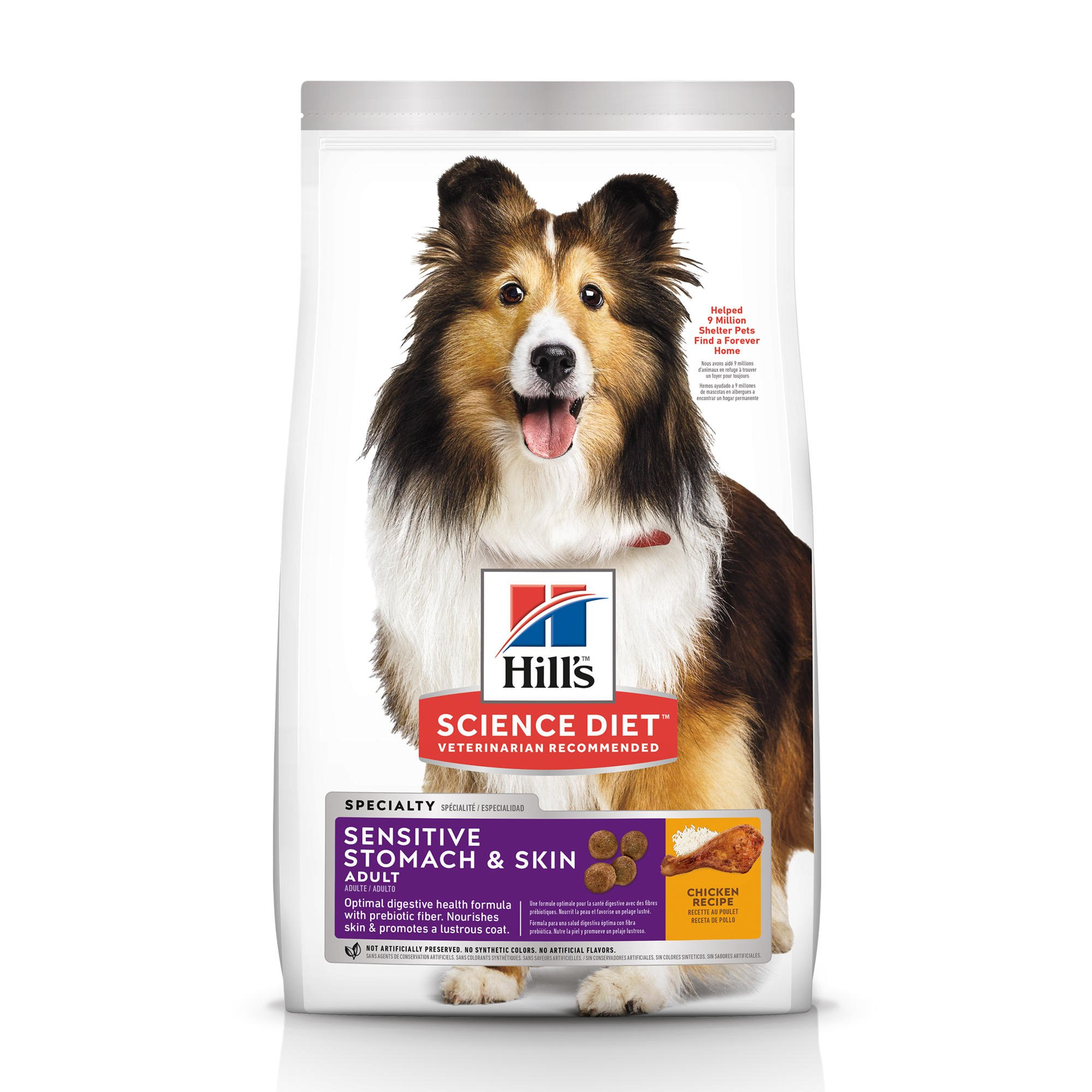 Good Dry Dog Food For Sensitive Stomach