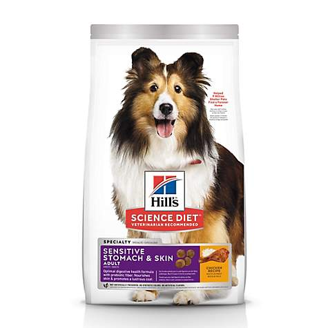 Science Diet Dog Food Sensitive Stomach And Skin