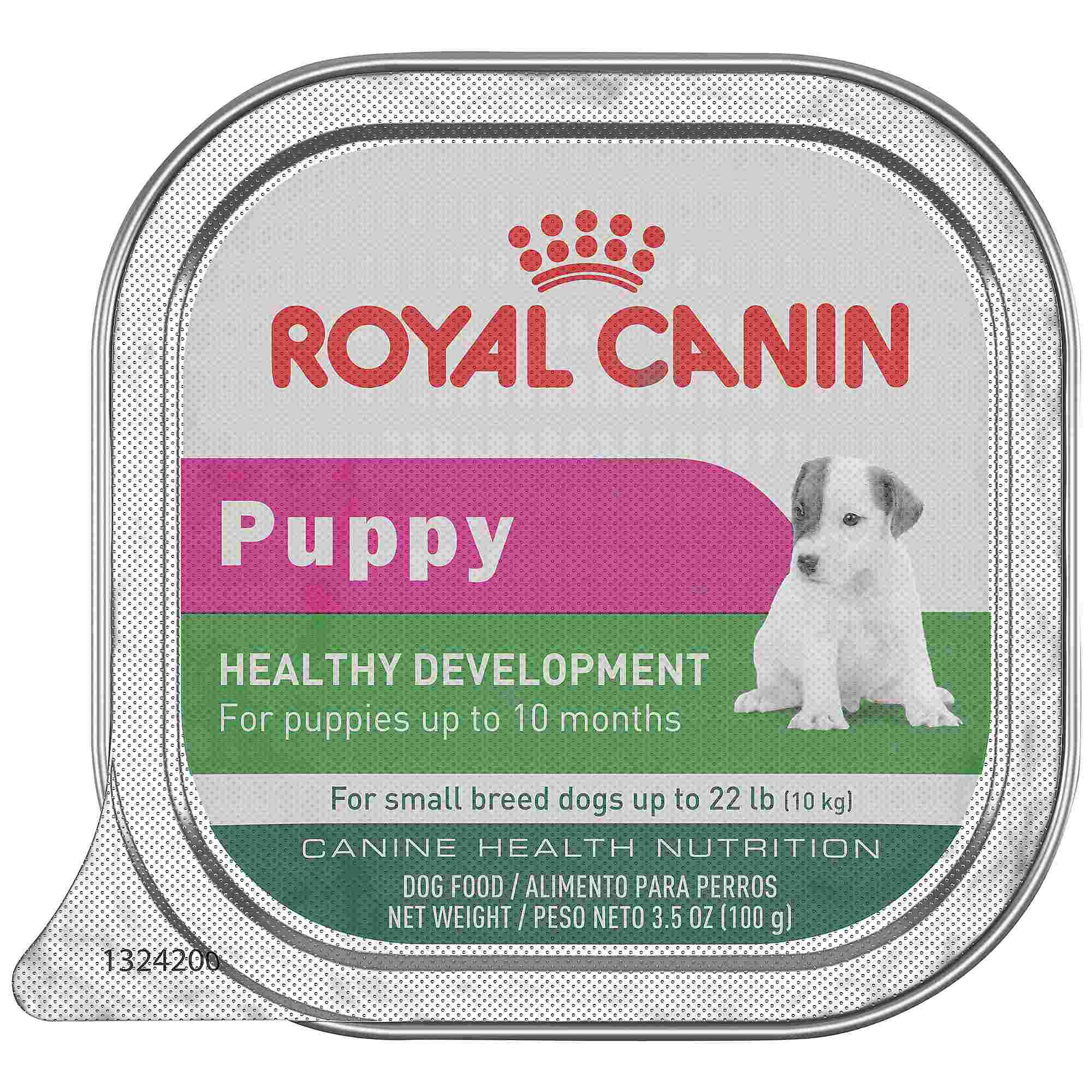 royal canin canine health nutrition puppy in gel tray dog food petco. Black Bedroom Furniture Sets. Home Design Ideas