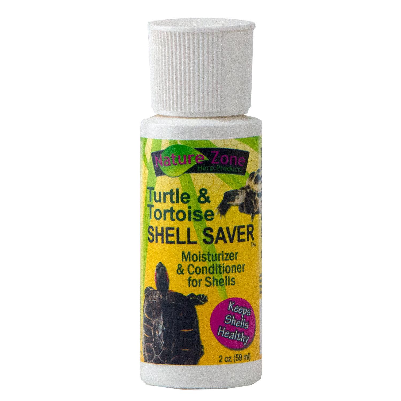 Nature Zone Turtle Tortoise Shell Saver 2oz