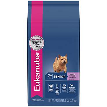 Eukanuba Small Breed Senior Dog Food