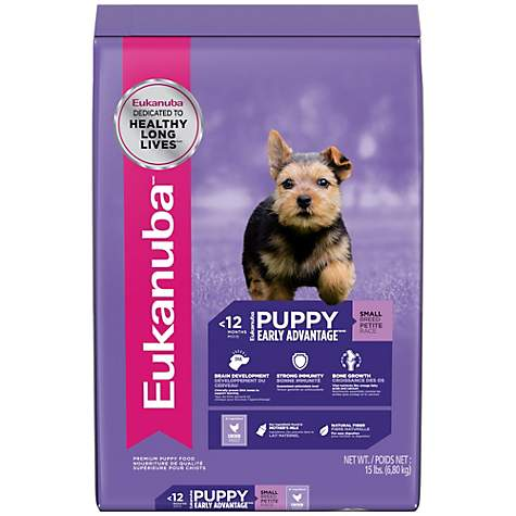 Eukanuba Puppy Food >> Eukanuba Small Breed Puppy Food Petco