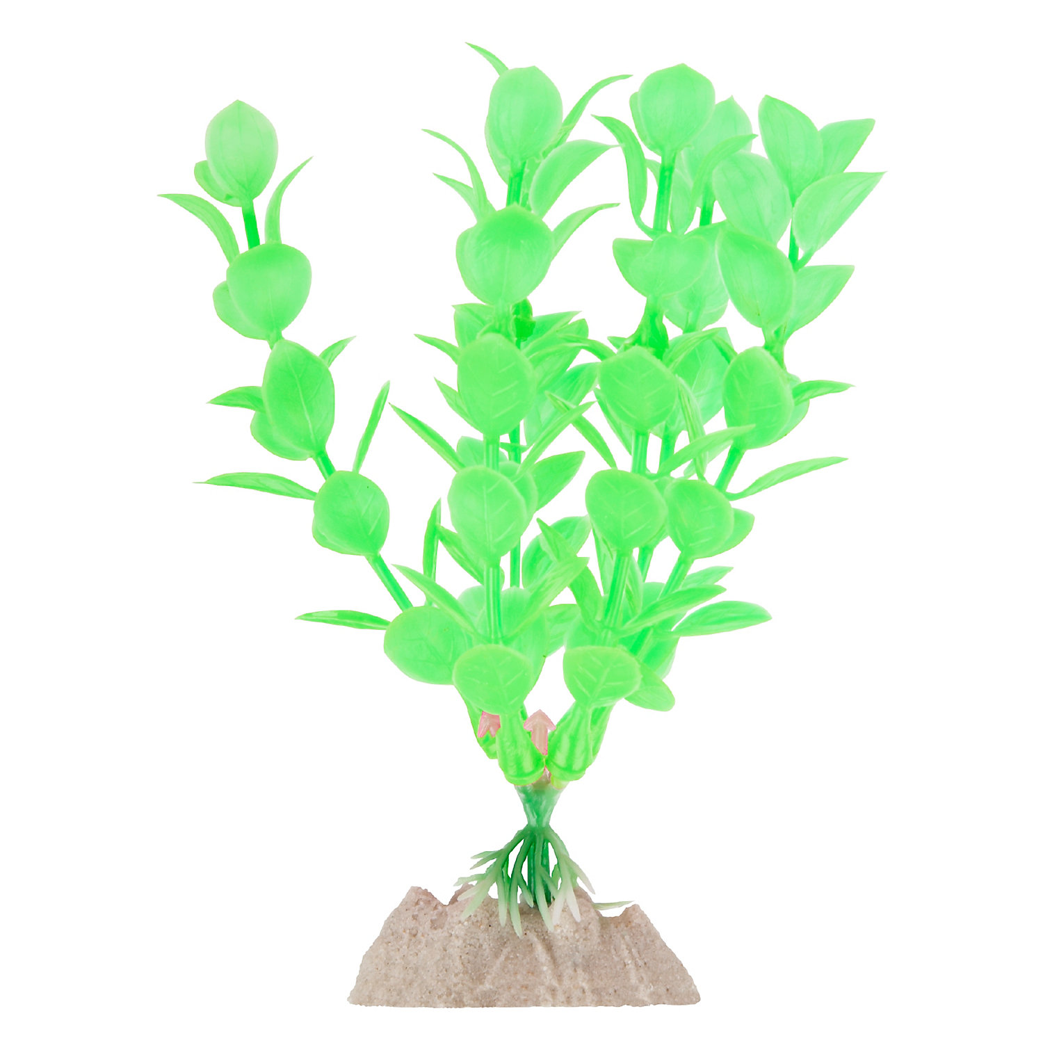 Glofish Small Green Aquarium Plant